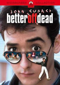 Better off Dead - (Region 1 Import DVD)