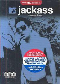 Jackass Vol 3 - (Region 1 Import DVD)