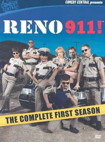 Reno 911:Complete First Season - (Region 1 Import DVD)
