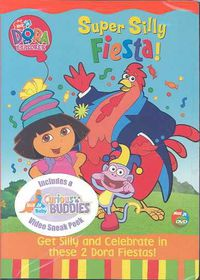 Dora the Explorer:Super Silly Fiesta - (Region 1 Import DVD)