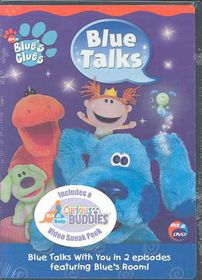 Blue's Clues:Blue Talks - (Region 1 Import DVD)