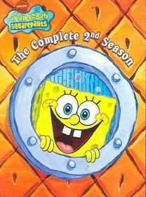 Spongebob Squarepants: The Complete Second Season DVD Box Set - (Region 1 Import DVD)
