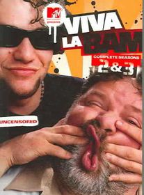 Viva La Bam - The Complete Second and Third Seasons: Uncensored - (Region 1 Import DVD)