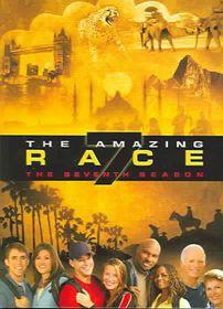 Amazing Race - Season 7 (Region 1 Import DVD)