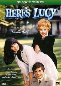 Here's Lucy:Season Three - (Region 1 Import DVD)