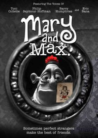 Mary and Max - (Region 1 Import DVD)