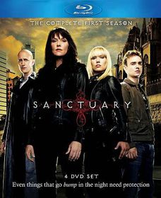 Sanctuary:Complete First Season - (Region A Import Blu-ray Disc)