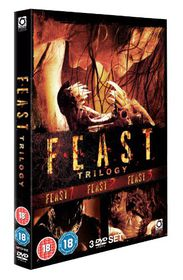 Feast Trilogy - (Import DVD)