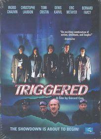 Triggered - (Region 1 Import DVD)