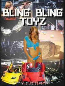 Bling Bling Toyz - (Region 1 Import DVD)