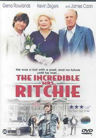 Incredible Mrs. Ritchie - (Region 1 Import DVD)