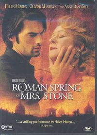 Roman Spring of Mrs. Stone - (Region 1 Import DVD)