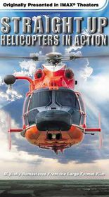 Straight up - Helicopters in Action - (Region 1 Import DVD)