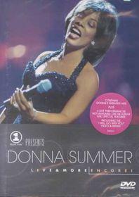 Donna Summer - VH-1 Presents Donna Summer Live & More ... Encore! - (Region 1 Import DVD)