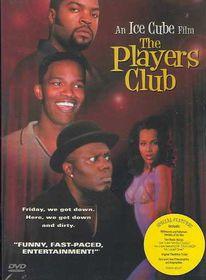 Players Club - (Region 1 Import DVD)