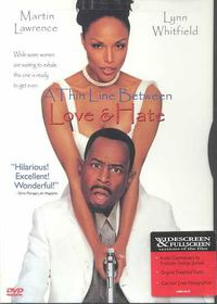 Thin Line Between Love & Hate - (Region 1 Import DVD)