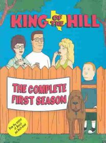 King of the Hill Season 1 - (Region 1 Import DVD)