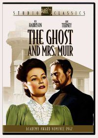 Ghost & Mrs. Muir - (Region 1 Import DVD)