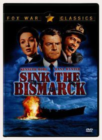 Sink the Bismarck - (Region 1 Import DVD)