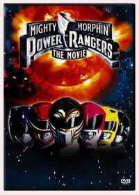 Mighty Morphin Power Rangers:Movie - (Region 1 Import DVD)