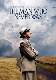 Man Who Never Was - (Region 1 Import DVD)