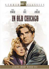 In Old Chicago - (Region 1 Import DVD)