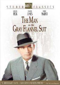 Man in the Gray Flannel Suit - (Region 1 Import DVD)