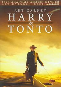 Harry and Tonto - (Region 1 Import DVD)