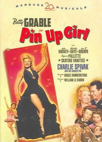 Pin up Girl - (Region 1 Import DVD)