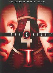 X Files Season 4 - (Region 1 Import DVD)