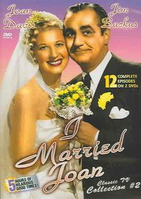 I Married Joan:Classic TV Coll 2 - (Region 1 Import DVD)