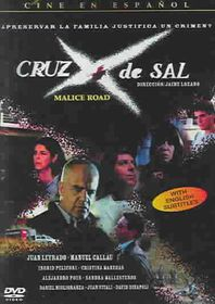 Cruz De Sal (Malice Road) - (Region 1 Import DVD)