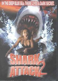 Shark Attack 2 - (Region 1 Import DVD)