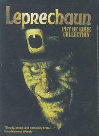 Leprechaun Pot Ofgore Collection - (Region 1 Import DVD)