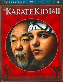 Karate Kid 1 & 2 - (Region A Import Blu-ray Disc)