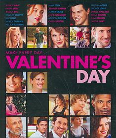 Valentine's Day - (Region A Import Blu-ray Disc)