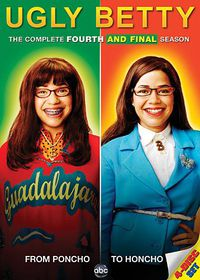 Ugly Betty:Complete Fourth and Final - (Region 1 Import DVD)