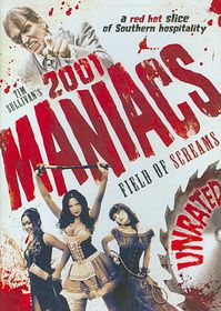 2001 Maniacs:Field of Screams - (Region 1 Import DVD)