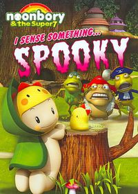 Noonbory & the Super Seven:I Sense So - (Region 1 Import DVD)