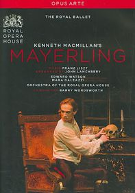 Orchestra of the Roy - Royal Ballet - Mayerling (DVD)