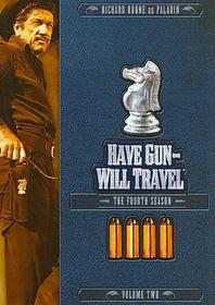 Have Gun Will Travel:Season 4 Vol 2 - (Region 1 Import DVD)