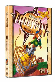 Talespin Volume 1 Disc 4 (DVD)