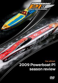 Powerboat P1 World Championship Review 2009 - (Import DVD)