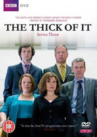 Thick Of It - Series 3 - (Import DVD)