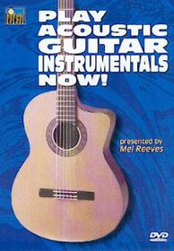 Play Acoustic Guitar Instrumentals Now! - (Import DVD)