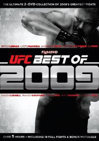 Ultimate Fighting Championship: Best of 2009 - (Import DVD)
