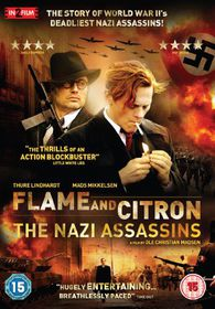 Flame and Citron - (Import DVD)