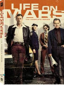 Life on Mars - The Complete Series : USA Version (2008)  (DVD)