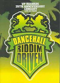 Dancehall Riddim Driven: VP Records 25th Anniversary Concert - (Region 1 Import DVD)