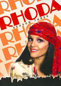 Rhoda:Season Three - (Region 1 Import DVD)